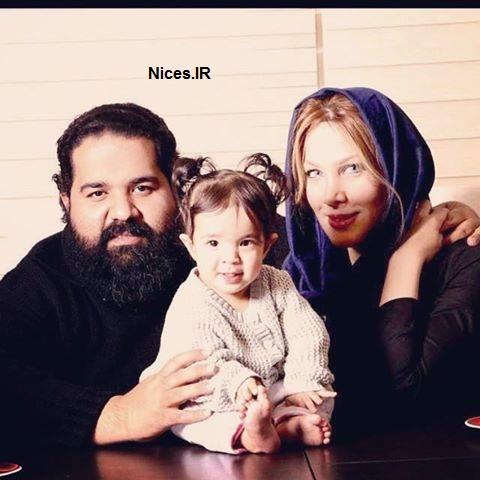 رضا صادقی و خانواده اش
