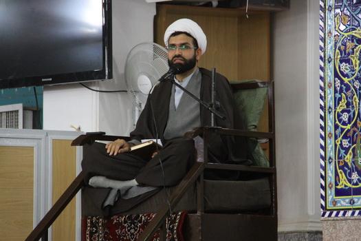 حجت الاسلام حکیمی فر+شهر اشتهارد