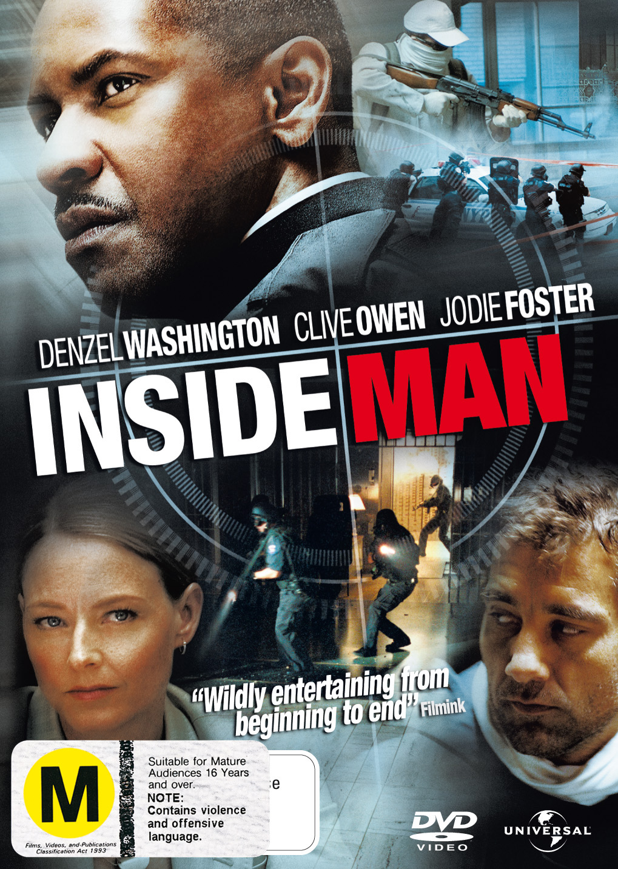 دانلود Inside Man, دانلود فیلم Inside Man با لینک مستقیم, دانلود فیلم Inside Man با کیفیت بلوری, زیرنویس فارسی Inside Man, فیلم Inside Man