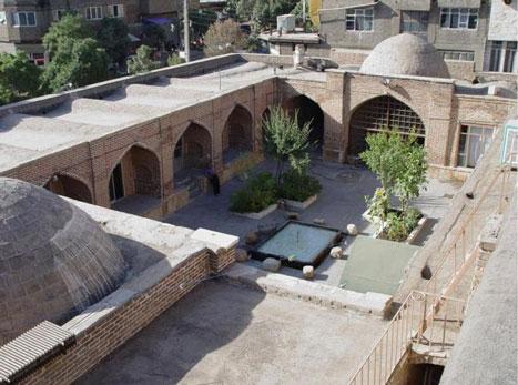 مسجد جامع مهاباد