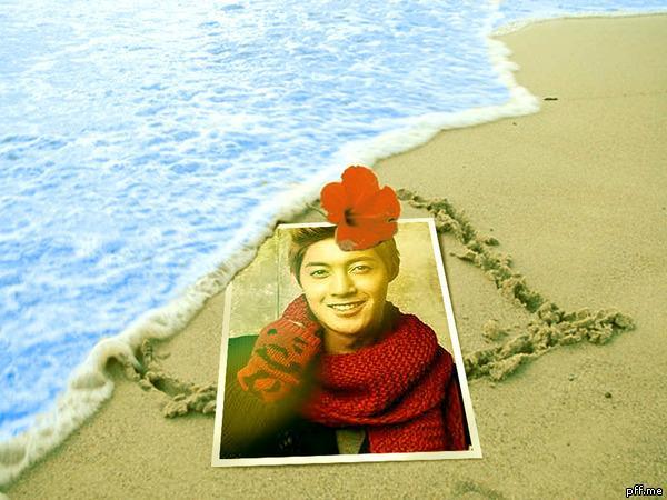 Very Beautiful Graphic Photo Of Kim Hyun Joong