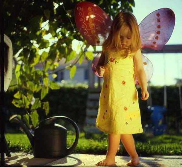 عکس هایی از دختر بچه های ناز و دوست داشتنی از بهترین سایت