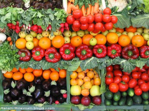 رازهای علمی جذاب شدن برای دخترها و پسرها: سبزیجات مصرف کنید