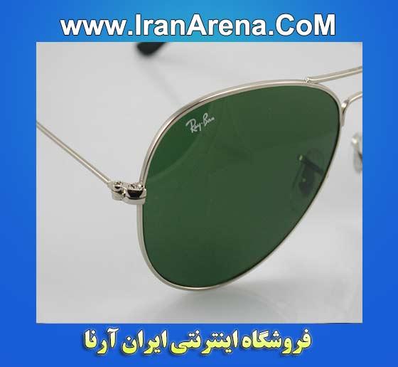عینک آفتابی کیفیت بالا طرح 3025 ریبن