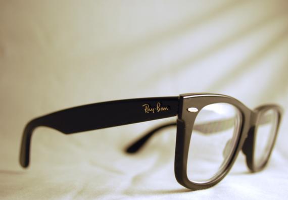 عینک آفتابی شیشه شفاف مردانه