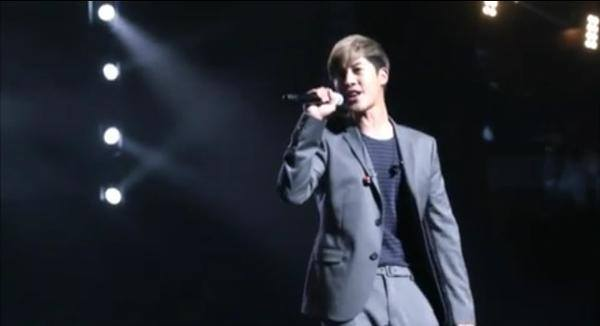 [Photo] Kim Hyun Joong Japan Mobile Site Update [2014.12.11]
