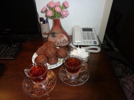 کیک فنجانی برای خاطرات قشنگمون
