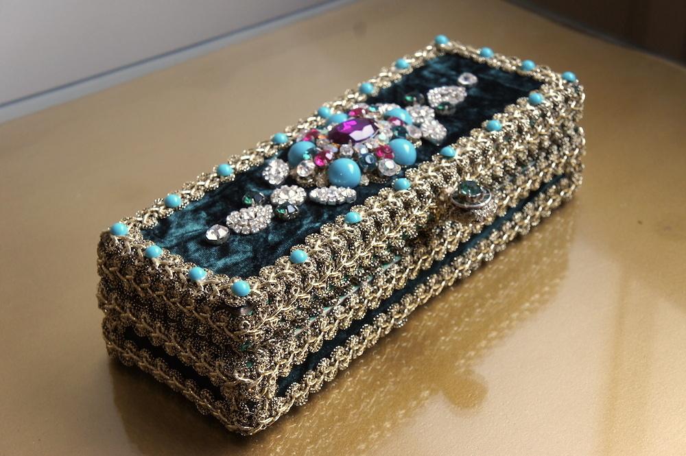 جعبه جواهرات دستی