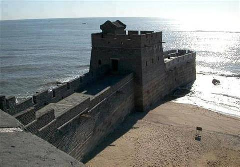آخر دیوار چین