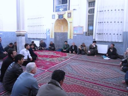 جلسه مسجدالنبی
