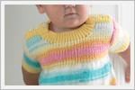 مدل پیراهن نوزادی دخترانه