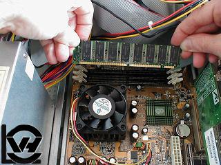 راهنمای کامل  نصب RAM روی مادربرد (تست شده)