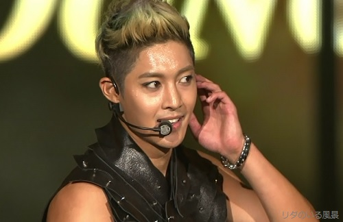 Pic - Kim hyun Joong World Tour In Seoul
