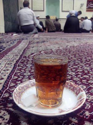 چای بعد از روضه و هیئت-ashura