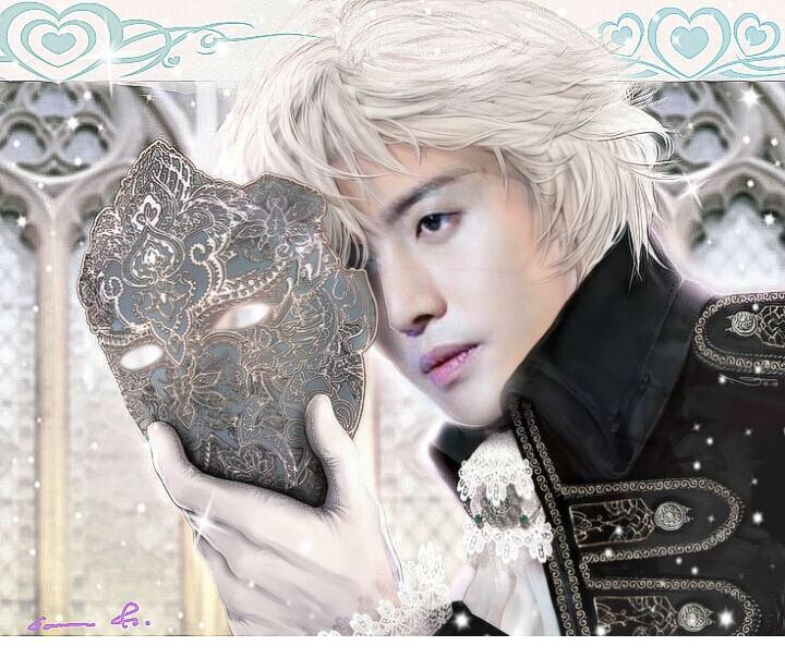 Beautiful Fan Art Of Kim Hyun Joong