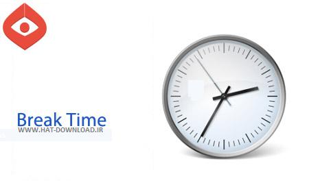 Break Time v2.1.2.1 نرم افزار یادآوری استراحت Break Time v2.1.2.1