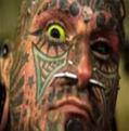 چهره شیطانی یک زن و شوهر +تصاویر