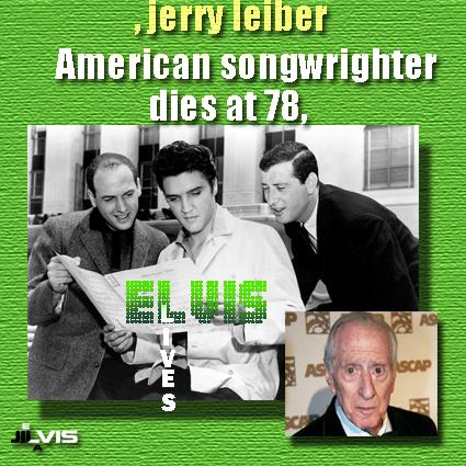 جری لیبر درگذشت