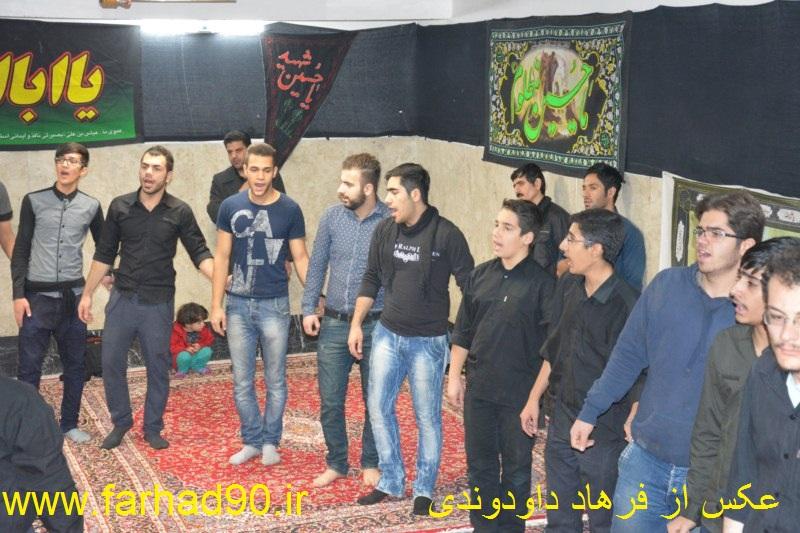 هیئت خوزستانیهای مقیم بروجرد