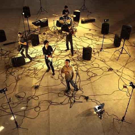 موزیک ویدئو ی قصه ی زیر زمین (Video story basement )(Rock On)