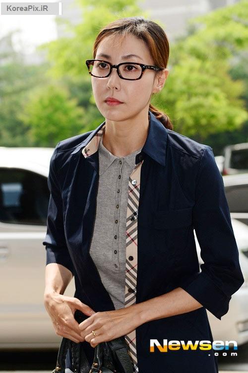 عکس های سونگ هیون آه بازیگر نقش مادر منشی جونگ در سریال ایسان