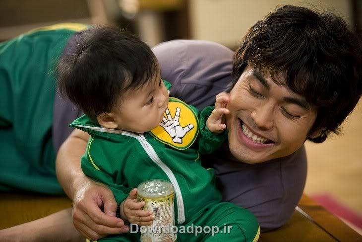دایسو و پسرش