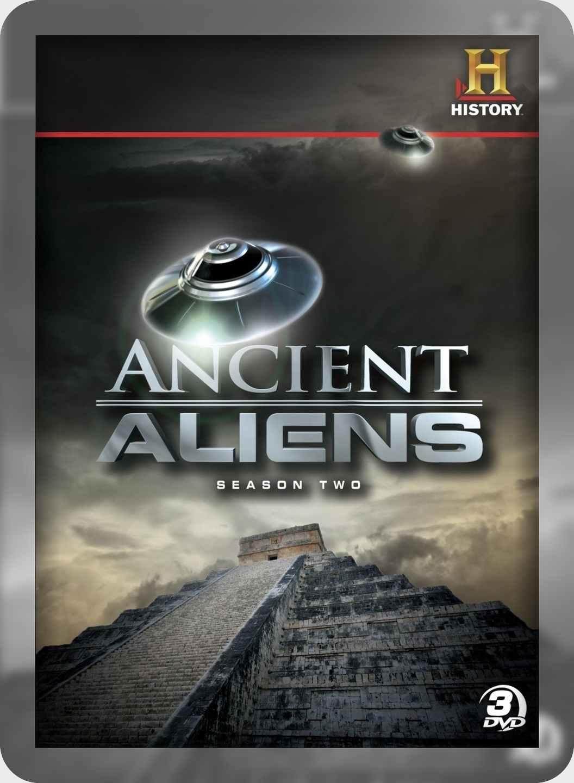 سریال مستند Ancient Aliens فصل 7