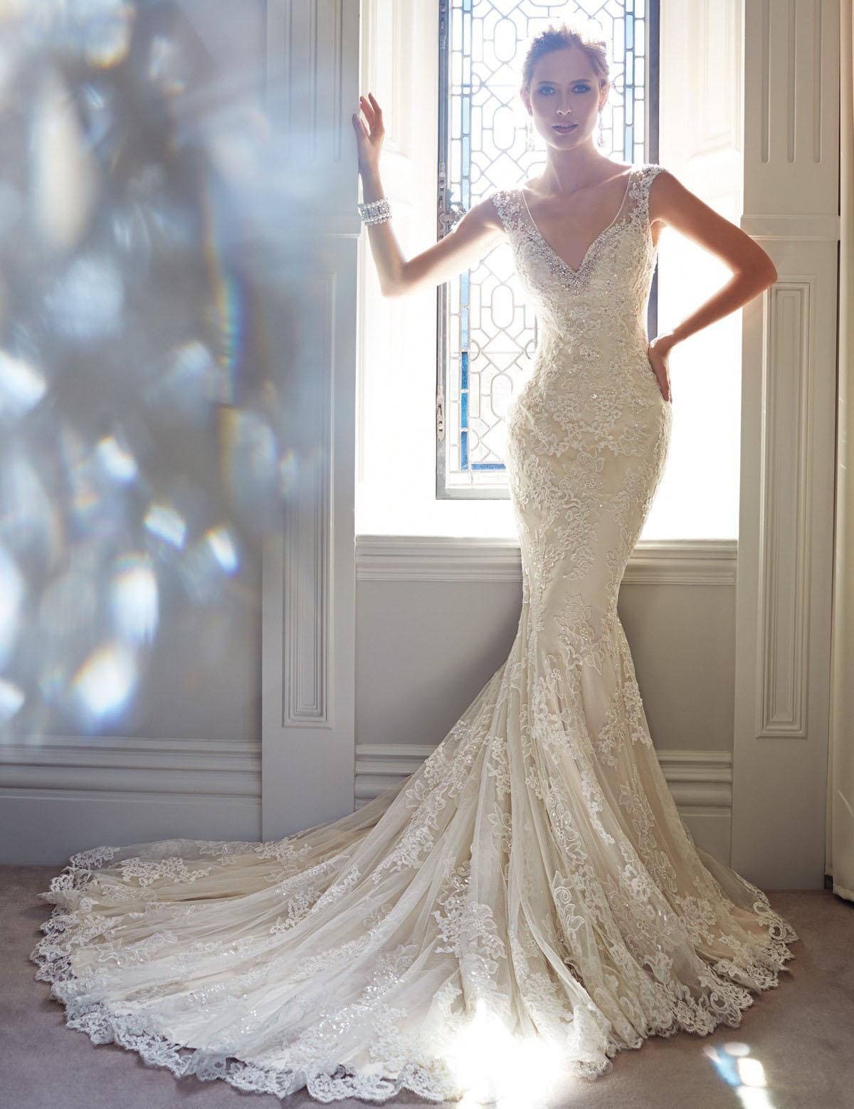 زیبایی, لباس دخترانه, لباس زنانه, لباس عروس 2014, لباس عروس آستین دار, لباس عروس جدید, لباس عروس عربی, لباس عروس مارک دار, لباس عروس گیپور, مد, مدل, مدل لباس, مدل لباس دخترانه, مدل لباس زنانه, مدل لباس عروس, ژورنال لباس