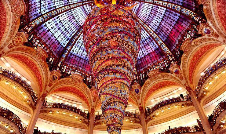 کریسمس پاریس