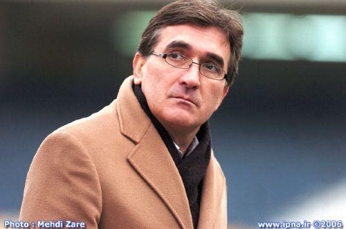 مذاکرات با برانکو ایوانکوویچ برای هدایت تیم فوتبال پرسپولیس