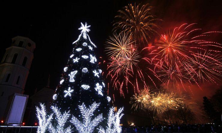 لیتوانی کریسمس