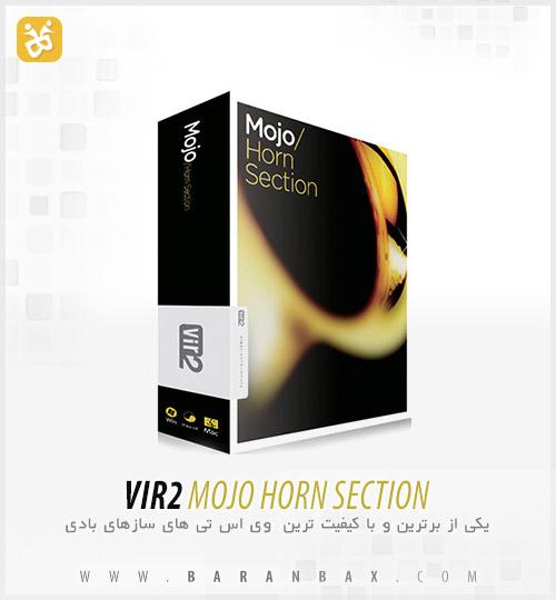 دانلود وی ای تی سازهای بادی Vir2 Mojo Horn Section