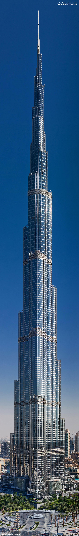 تصویری از بلندترین برج دنیا_صفحه شخصی صابر اذعانی