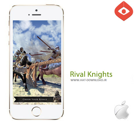 Rival Knights 1.0.0 بازی شوالیه ها Rival Knights 1.0.0 – آیفون ، آیپد و آیپاد
