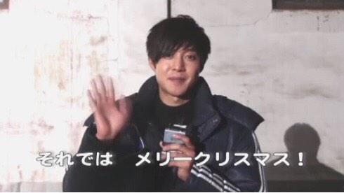 [Video] Kim Hyun Joong Christmas Messages for Henecia [14.12.24]