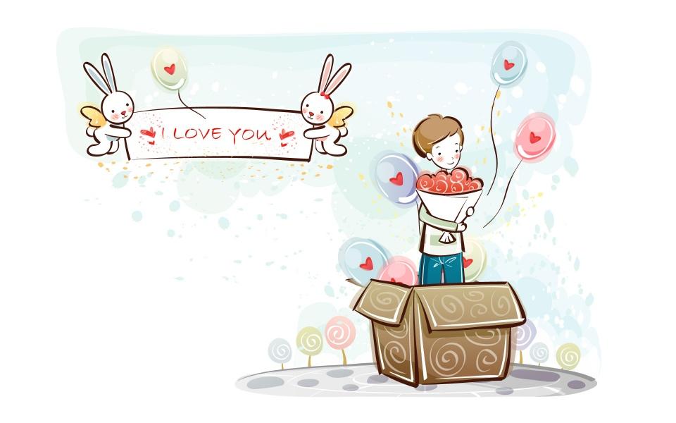والپیپر عاشقانه 10