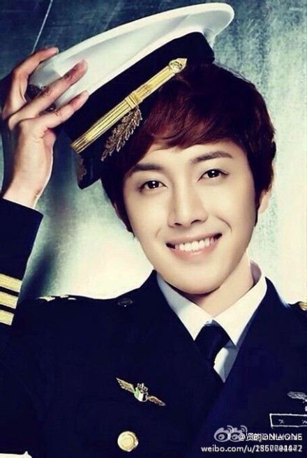 Smile From Hyun Joong