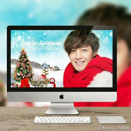 Gifs + Pics - Merry Christmas By W.e.i.b.o 14.12.24