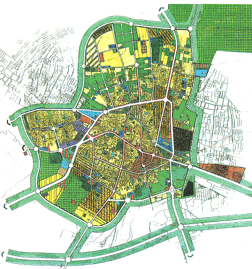 تفکیک، افراز و مقررات و قوانین آن در برنامه ریزی شهری ایران
