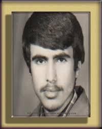 شهید حسین احمدی