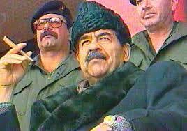 عکس صدام