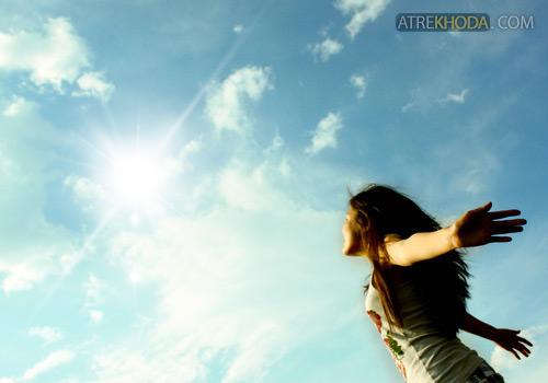 خدای من - عطر خدا - www.atrekhoda.com