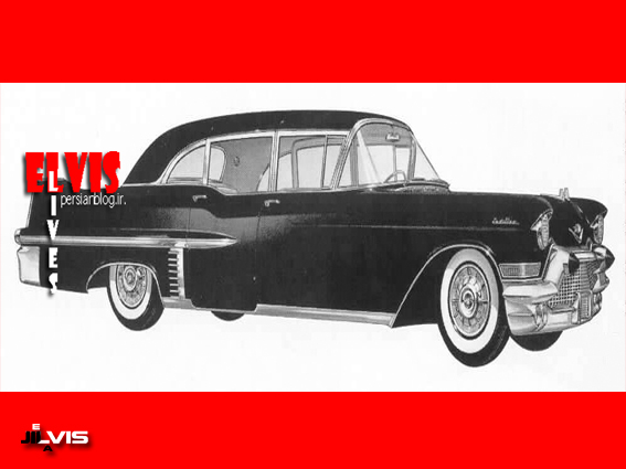 1957 Cadillac Limousine
