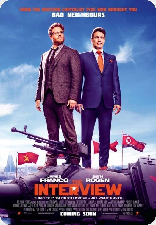 فیلم The Interview 2014