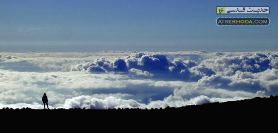 مرا اطاعت کن - حدیث قدسی 16 - عطر خدا www.atrekhoda.com