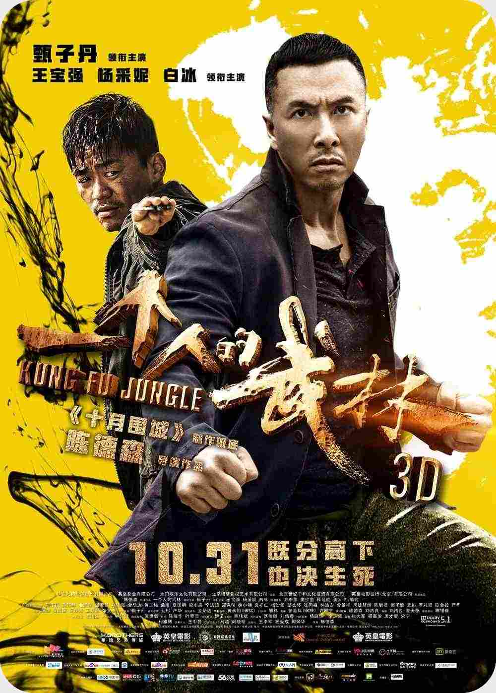 فیلم Kung Fu Jungle 2014