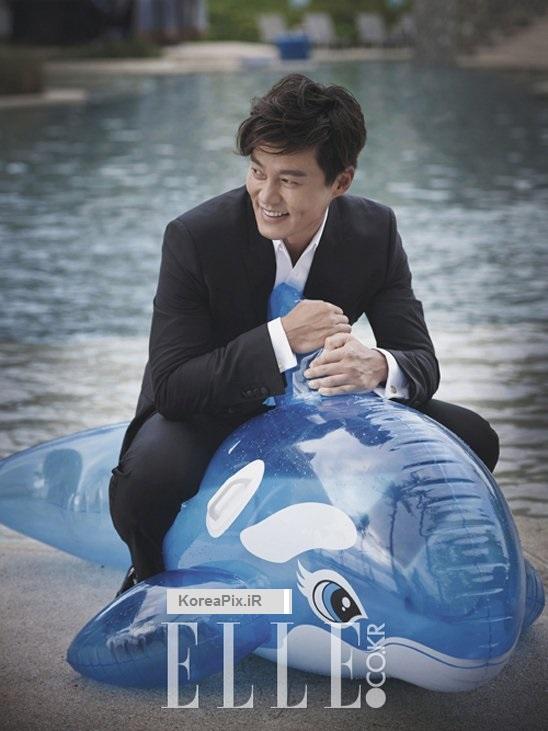 عکس های لی سئو جین بازیگر سریال سرنوشت یک مبارز