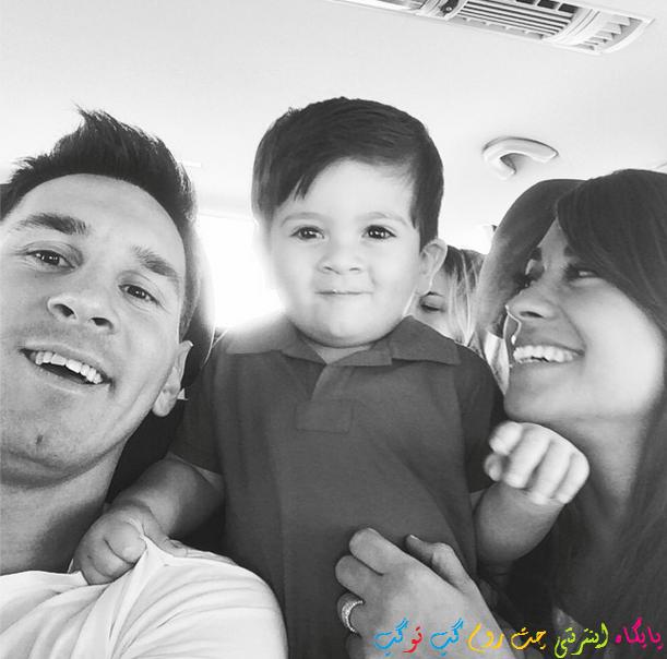 عکس لیونل مسی،عکس همسر لیونل مسی،عکس خانواده لیونل مسی،لیونل مسی،عکس زن لیو مسی،مسی،عکس پسر لیونل مسی