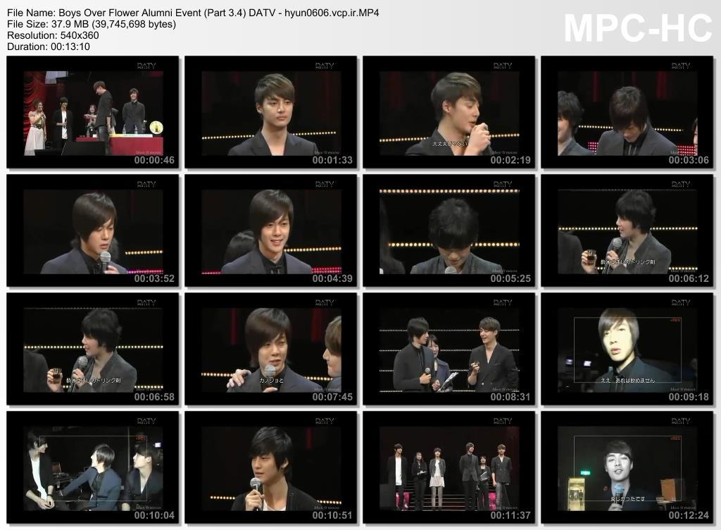 BOF Alumni DVD in Tokyo 10.08.21