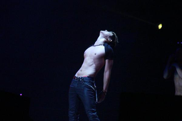 S.e.x.y Hyun Joong In Stage